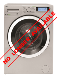DEFY FRONT <BR />LOADER WASHING MACHINE (METALLIC) MODEL: WMY81443MLCM