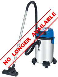 ELECTROLUX VACUUM CLEANER (BLUE) MODEL: JL910WD