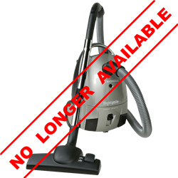 ELECTROLUX VACUUM CLEANER (SILVER) MODEL: Z4203