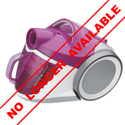 ELECTROLUX VACUUM CLEANER (MAGENTA) MODEL: ZSH720