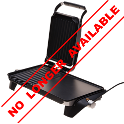 GEORGE FOREMAN GRILL AND GRIDDLE GF64G