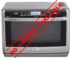 WHIRLPOOL CONVECTION MICROWAVE WITH GRILL JT369/SL