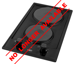 DEFY SOLID PLATE HOB HE3210CB