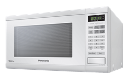 PANASONIC MICROWAVE <BR &#47;>OVEN (WHITE) <BR &#47:>MODEL: NN-ST651W