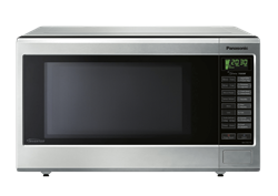 PANASONIC MICROWAVE <BR />OVEN (S/STEEL) <BR &#47:>MODEL: NN-ST671S