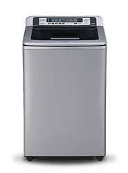 PANASONIC TOP LOADER WASHING MACHINE (S/STEEL) MODEL: NA-FS14G3SZA
