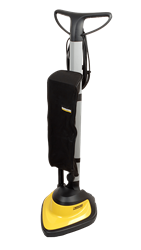 KARCHER FLOOR POLISHER (YELLOW) MODEL: FP303