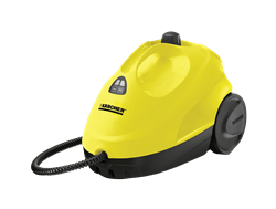 KARCHER STEAM CLEANER (YELLOW) MODEL: SC2