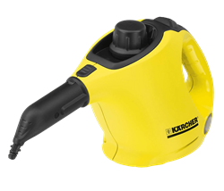 KARCHER HANDHELD STEAM CLEANER (YELLOW) MODEL: SC1