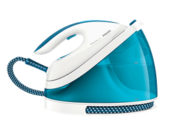 PHILIPS STEAM GENERATOR <BR />IRON (WHITE) <BR />MODEL: GC7035/20