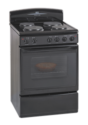 DEFY STOVE (BLACK) MODEL: DSS512