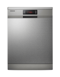 SAMSUNG DISHWASHER (S/STEEL) MODEL: DW-FN310T