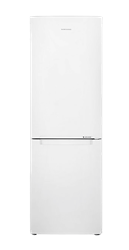SAMSUNG DOUBLE DOOR FRIDGE (WHITE) MODEL: RB31HSR3DWW