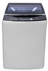 DEFY 17KG TOP LOADER WASHING MACHINE (METALLIC) MODEL: DTL152
