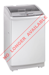 DEFY TOP LOADER WASHING MACHINE (METALLIC) MODEL: WTL10019M