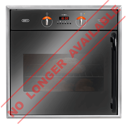 DEFY BUILT IN <BR /> OVEN (METALLIC) <BR />MODEL: DBO431