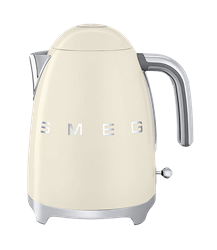 SMEG <BR &#47;> KETTLE (CREAM) <BR &#47;>MODEL: KLF01CRSA
