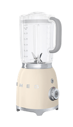 SMEG <BR /> BLENDER (CREAM) <BR />MODEL: BLF01CRSA