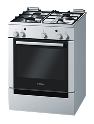 BOSCH FULL <BR &#47;>GAS STOVE (S&#47;STEEL) <BR &#47;>MODEL: HGA223326Z