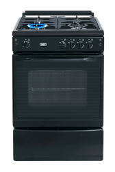DEFY FULL <BR &#47;> GAS STOVE (BLACK) <BR &#47;>MODEL: DGS170