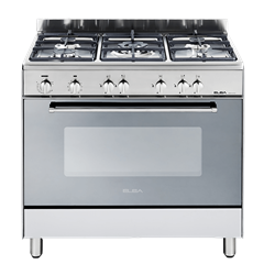 ELBA FULL <BR /> GAS STOVE (S/STEEL) <BR />MODEL: 01/9CX828