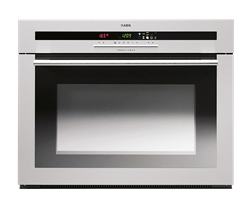 AEG BUILT IN <BR /> OVEN (S/STEEL) <BR />MODEL: BE7500-M