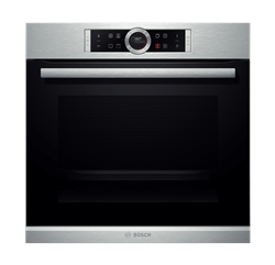 BOSCH  BUILT IN <BR &#47;>OVEN (S&#47;STEEL)<BR &#47;>MODEL: HBG634BS1