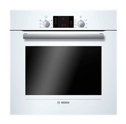 BOSCH BUILT IN <BR /> OVEN (WHITE) <BR />MODEL: HBG23B520J