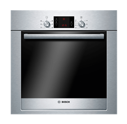 BOSCH BUILT IN <BR /> OVEN (S/STEEL) <BR />MODEL: HBG23T550J
