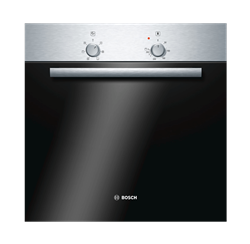 BOSCH BUILT IN <BR /> OVEN (S/STEEL) <BR />MODEL: HBN301E2Q