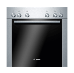 BOSCH BUILT IN <BR /> OVEN (S/STEEL) <BR />MODEL: HEA10B250