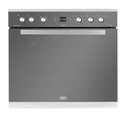 DEFY BUILT IN  <BR &#47;> OVEN (MIRROR) <BR &#47;>MODEL: DBO476