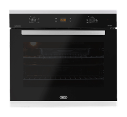 DEFY BUILT IN <BR &#47;> OVEN (BLACK) <BR &#47;>MODEL: DBO472