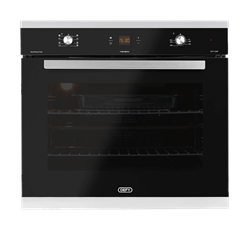 DEFY BUILT IN <BR &#47;> OVEN (BLACK) <BR &#47;>MODEL: DBO474