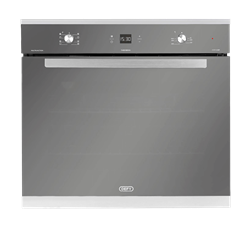 DEFY BUILT IN <BR /> OVEN (MIRROR) <BR />MODEL: DBO475