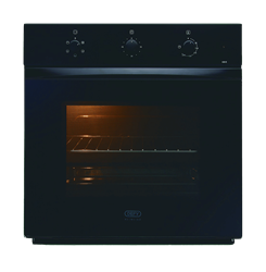 DEFY BUILT IN <BR &#47;> OVEN (BLACK) <BR &#47;>MODEL: DBO459