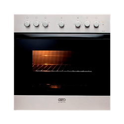 DEFY BUILT IN <BR /> OVEN (S/STEEL) <BR />MODEL: DBO460