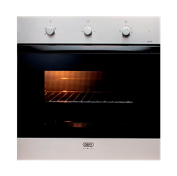 DEFY BUILT IN <BR /> OVEN (S/STEEL) <BR />MODEL: DBO461