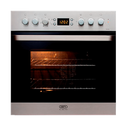DEFY BUILT IN <BR /> OVEN (S/STEEL) <BR />MODEL: DBO462