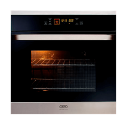 DEFY BUILT IN <BR /> OVEN (S/STEEL) <BR />MODEL: DBO464
