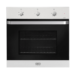 DEFY BUILT IN <BR /> OVEN (S/STEEL) <BR />MODEL: DBO466
