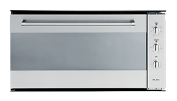 ELBA BUILT IN <BR /> OVEN (S/STEEL) <BR />MODEL: 02/102-501XM