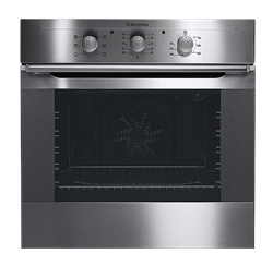 ELECTROLUX BUILT IN OVEN (S/STEEL) MODEL: EOB31004X