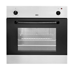 KIC BUILT IN <BR /> OVEN (S/STEEL) <BR />MODEL: KEO603IX