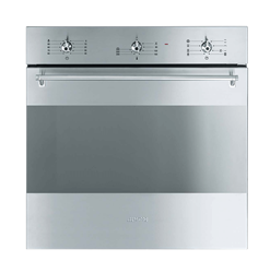 SMEG BUILDT IN OVEN SF385XSA
