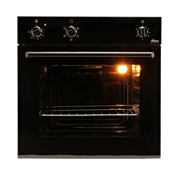 UNIVA BUILT IN <BR &#47;> OVEN (BLACK) <BR &#47;>MODEL: U246B