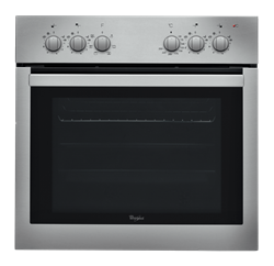 WHIRLPOOL BUILT IN <BR &#47;> OVEN (INOX) <BR &#47;>MODEL: AKP729IX