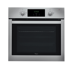 WHIRLPOOL BUILT IN <BR &#47:> OVEN (INOX) <BR &#47;>MODEL: AKP742IX