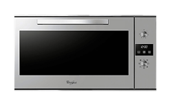 WHIRLPOOL BUILT IN <BR &#47;> OVEN (INOX) <BR &#47;>MODEL: AKG612&#47;IX