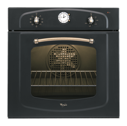 WHIRLPOOL BUILT IN <BR /> OVEN (ANTHRACITE) <BR />MODEL: AKP288/NA